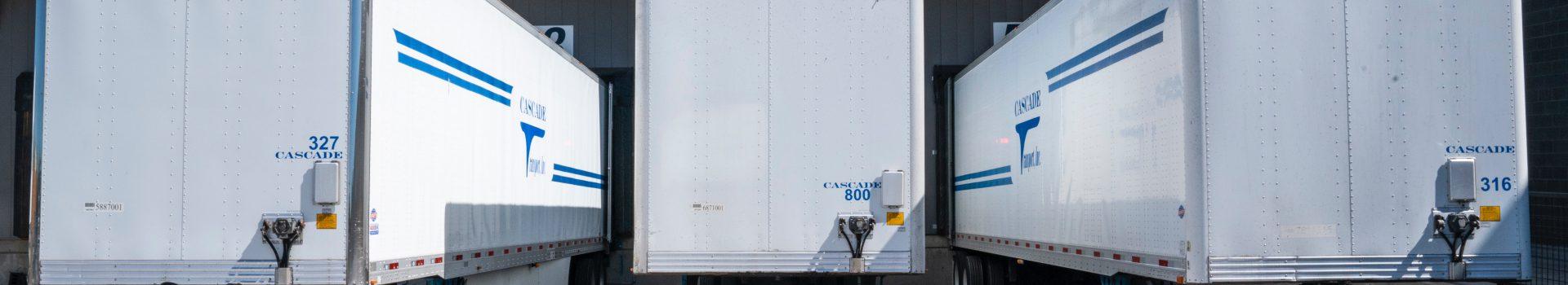 Combi vrachtwagenchauffeur ce