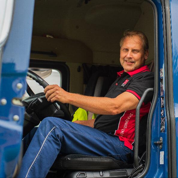 vrachtwagenchauffeur-eierketen